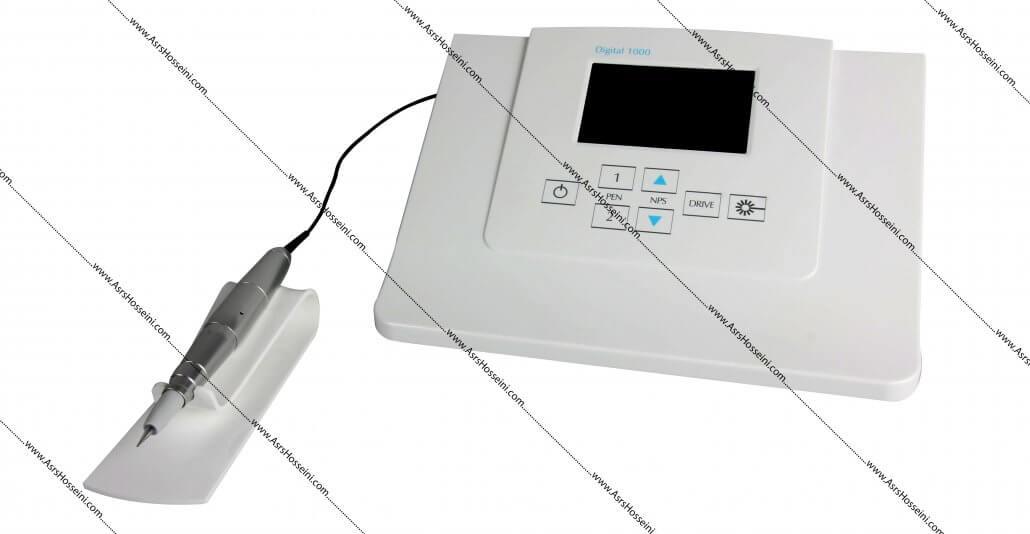 دستگاه میکروپیگمنتیشن ابرو
