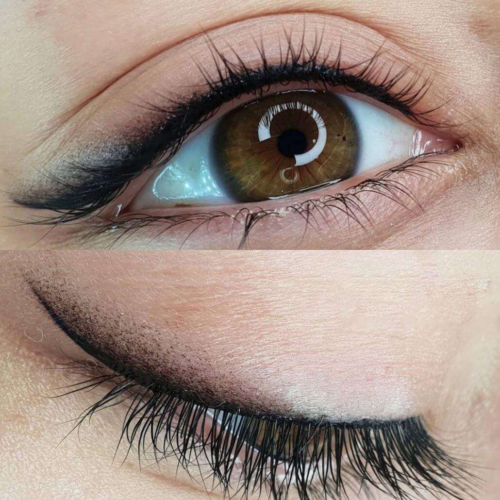 شیدینگ چشم