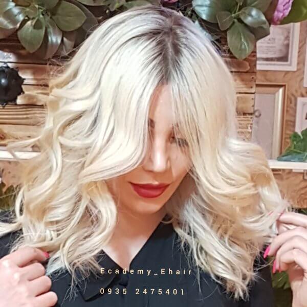بوتاکس مو و اثر ان روی مو