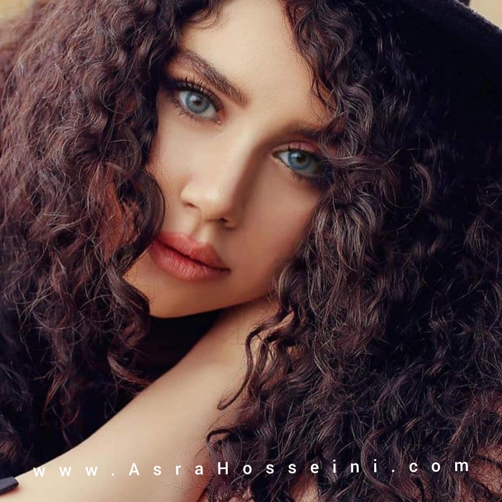 مراقبت از موی فر