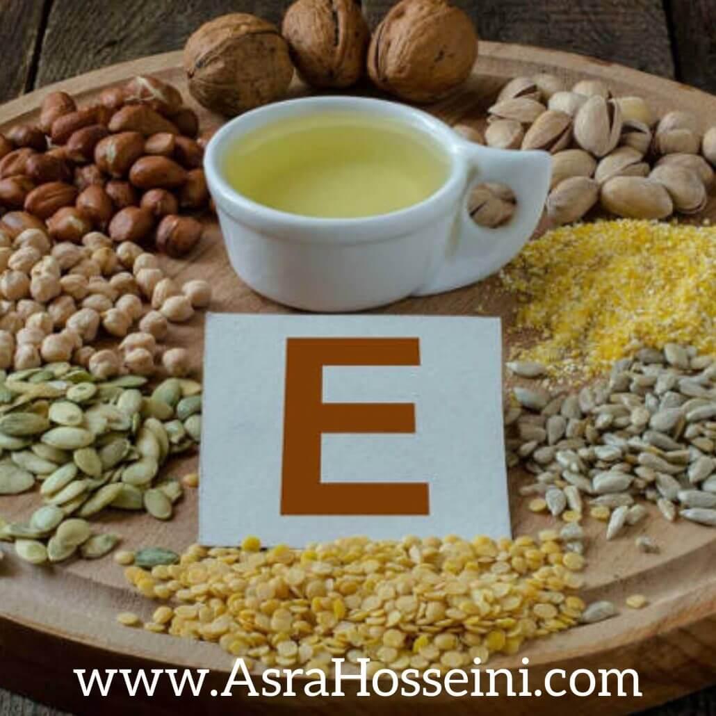 ویتامین های رشد مو