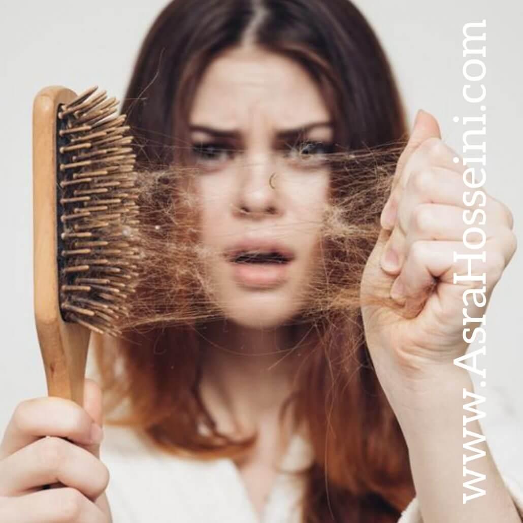استفاده از سس مایونز برای تقویت موها